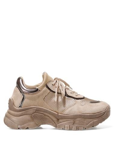 İnci Sneakers Taba
